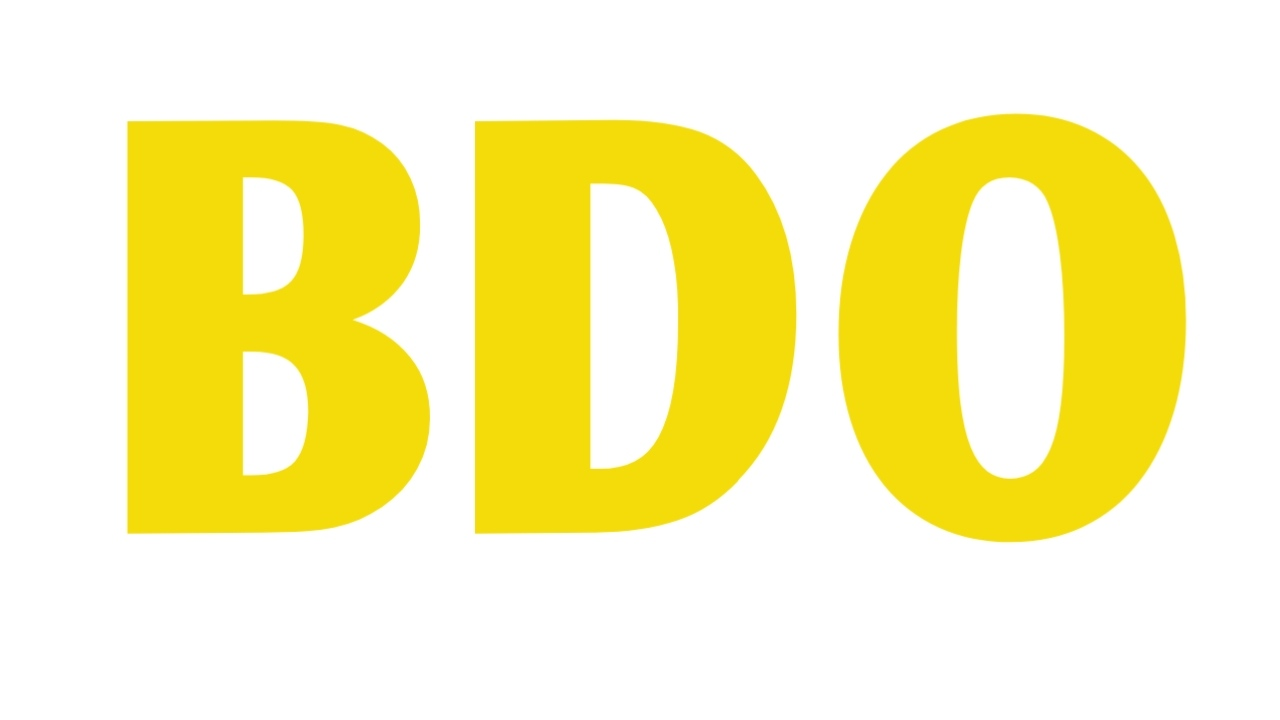 BDO full form in marathi