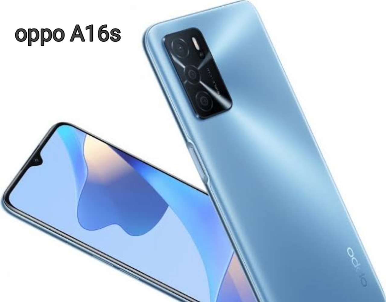 Oppo A16s price
